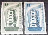 Cumpara ieftin Germania 1956 Europa Cept  serie 2v. MNH