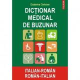 Dictionar medical de buzunar italian-roman/roman-italian - Ecaterina Cerbone