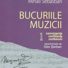 Bucuriile muzicii, vol. I - Convergențe, confluențe, confesiuni
