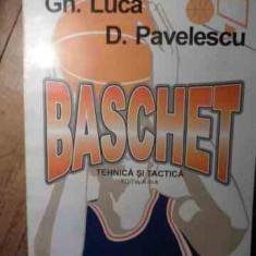 Baschet - Gh. Luca D. Pavelescu ,530977