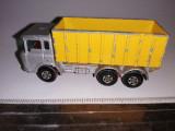 bnk jc Matchbox 47c DAF Container Truck