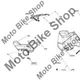MBS Carena SX RENEGADE - 2-STROKE - 800R E-TEC, 2017, Cod Produs: 517304924SK