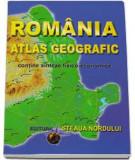 Romania atlas geografic