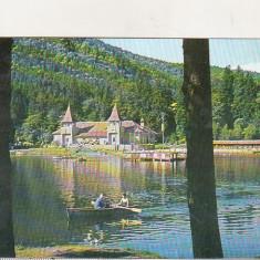Bnk cp Tusnad - Lacul Ciucas - circulata, Printata, Baile Tusnad