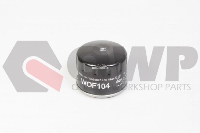 Filtru ulei RENAULT MEGANE II Grandtour (KM0/1) (2003 - 2012) QWP WOF104
