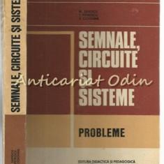 Semnale, Circuite Si Sisteme - Mugur Savescu, Teodor Petrescu, Silviu Ciochina