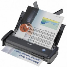 Scanner canon p-215ii dimensiune a4 tip portabil viteza scanare 12ppm