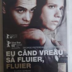 EU CAND VREAU SA FLUIER, FLUIER - DVD, Romana