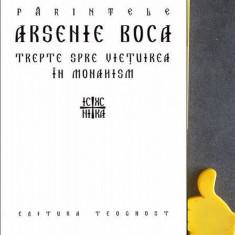 Parintele Arsenie Boca Trepte spre vietuirea in monahism