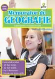 Memorator de Geografie, clasa a VIII-a. Suport pentru invatarea lectiilor/Elena-Simona Albastroiu