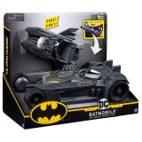 Masinuta Mattel 2 in 1 Batmobile, Spin Master