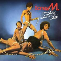 Boney M Love for Sale (1977) HiRes LP (vinyl)