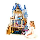 Casuta din lemn pentru papusi Cinderella Royal Dream, Kidkraft