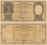 1941, 1.000 drachmai (P-M6) - Grecia