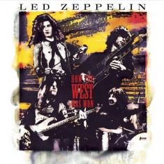 Led Zeppelin How The West Was Won HQ LP (4vinyl)
