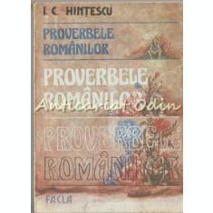 Proverbele Romanilor - I. C. Hintescu