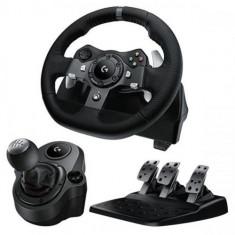 Volan LOGITECH Driving Force G920 PC/ Xbox One + schimbator foto