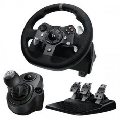 Volan LOGITECH Driving Force G920 PC/ Xbox One + schimbator
