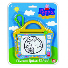 Tablita de Scris Magic Scribbler Peppa Pig