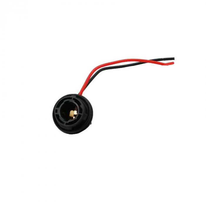 Soclu, adaptor pentru becuri sau leduri BAU15S PY21W