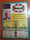 flacara 18 ianuarie 1975-art.craiovita craiova,cenaclul flacara,maramures,brasov