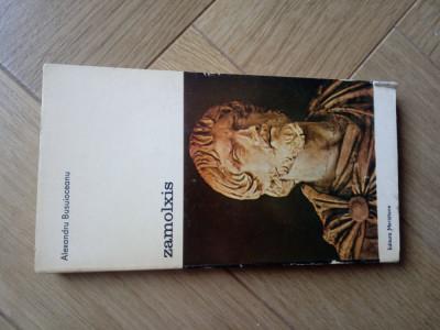 Alexandru Busuioceanu Zamolxis sau mitul dacic in istoria si legendele spaniole foto