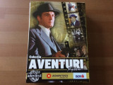 sergiu nicolaescu colectia aventuri box set 6 DVD disc film de colectie Adevarul