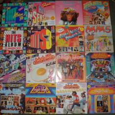 vinyl selectii George Michael,Kim Wilde,OMD,Tina Turner,Enya,Erasure,Alphaville