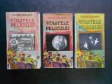 TUDOR CARANFIL - VARSTELE PELICULEI 3 volume