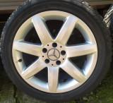 Roti/Jante Mercedes, 5x112, 255/45 R17, C, E, S, SL, CLS