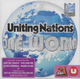 CD Uniting Nations ‎– One World, original, sigilat