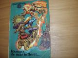 CALIN GRUIA - RAMURA DE MAR INFLORIT ( 1974, ilustrata color, 123 pag ) *
