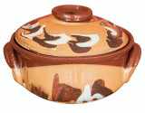 Oala ceramica,lut 650ml Devon