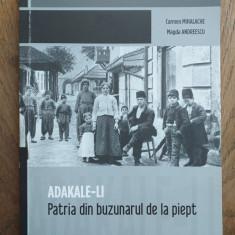 Adakale-li Patria din buzunarul de la piept, Carmen Mihalache Ada Kaleh