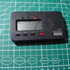 Tuner chitara Korg GA-1