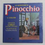 LE AVENTURE DI PINOCCHIO di C. COLLODI , disegni di CARLET , 1997