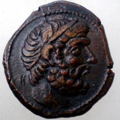 1.630 MONEDA ANTICA GRECIA SCITIA SCYTHIA KANITES 180 – 150 REPLICA 18-19mm/5,8g
