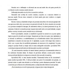 LUCRARE DE LICENTA AMG – INGRIJIREA PACIENTILOR CU SINUZITA MAXILARA ACUTA