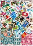 Romania - Lot 280 timbre vechi neuzate, cu dubluri