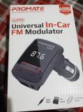 Modulator FM cu GARANTIE Si Telecomanda, Palmonix