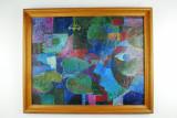 Tablou pictura Lucian Sacrieru - Insomnia 1997 (IASI)