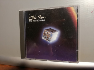 Chris Rea - The Road To Hell  (1989/Warner/Germany) - CD ORIGINAL/stare : Nou