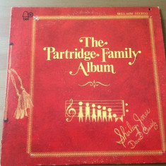 the partridge family album disc vinyl lp muzica pop stage screen bell usa 1970