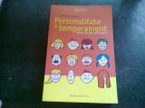 PERSONALITATE SI TEMPERAMENT - PATRICIA HEDGES
