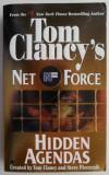 Net Force Hidden Agendas - Tom Clancy