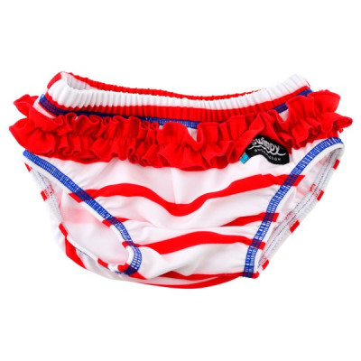 Slip SeaLife red marime XL Swimpy for Your BabyKids foto