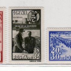 1942     Un  an   Basarabia    MNH