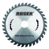 Cumpara ieftin Disc circular Raider, 160 х 20 mm, 24 T