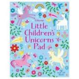 Little Children's Unicorns Pad (Little Children's) - Kirsteen Robson