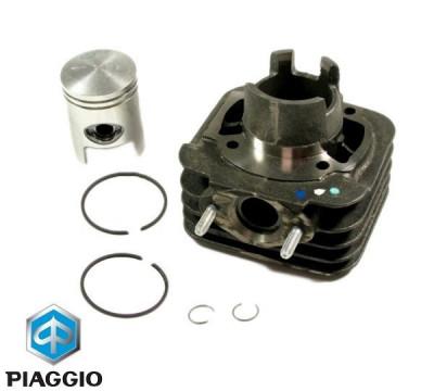 Set motor (kit cilindru) Aprilia Mojito - Derbi - Gilera - Piaggio Liberty - Zip - Vespa ET2 - LX 2T AC 50cc D.40 mm bolt 12 foto
